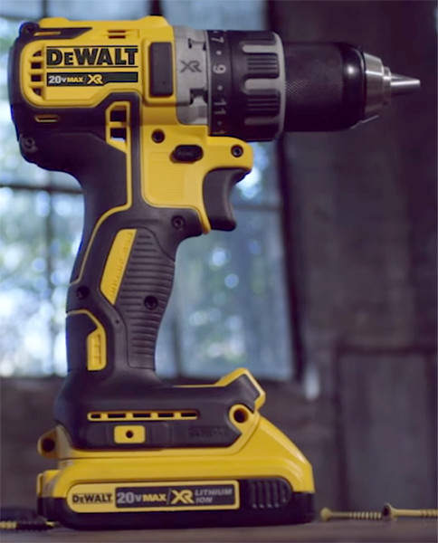 Sneak Peek Dewalt Next Generation 20v Max Brushless Drill