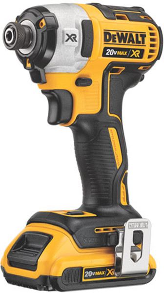 New dewalt 20v max brushless impact driver w 3 speeds and for Dewalt 20v brushless motor
