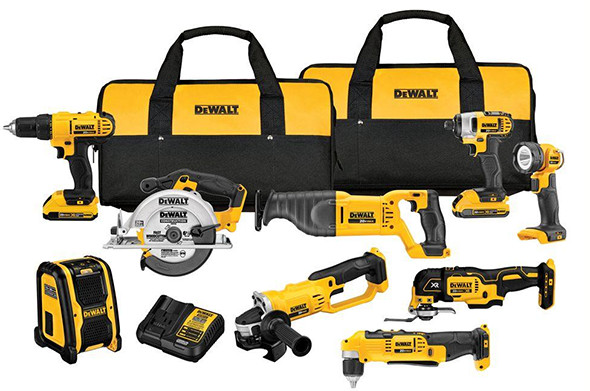Dewalt Vs Bosch Hammerdrill And Impact Driver  bo Set  parison as well Makita Battery Adapter together with Ryobi A961451 145 Piece Driving Bit Set moreover Dewalt Tools Now At Radioshack In Mt Pleasant as well Kawasaki 840239 Black 18v Replacement. on dewalt 18 volt cordless drill set