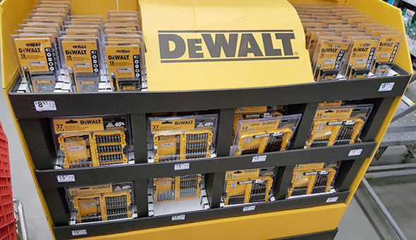 Dewalt Drilling and Driving Bit Sets Lowes Holiday 2015