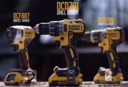 Dewalt Next-Gen Compact Brushless Drills & Drivers are Now Available!