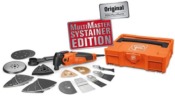Just Buy It: Fein MultiMaster Oscillating Multi-Tool