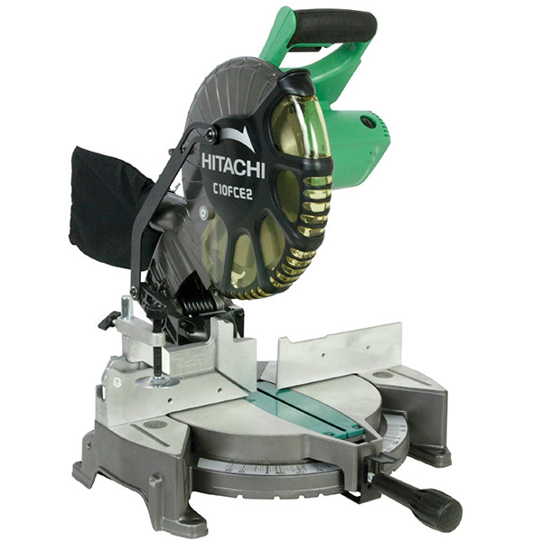 Hitachi C10FCE2 10-Inch Miter Saw