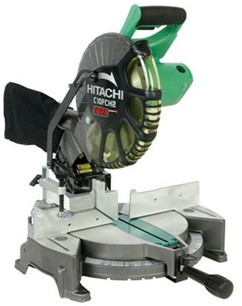 Hitachi C10FCH2 Miter Saw