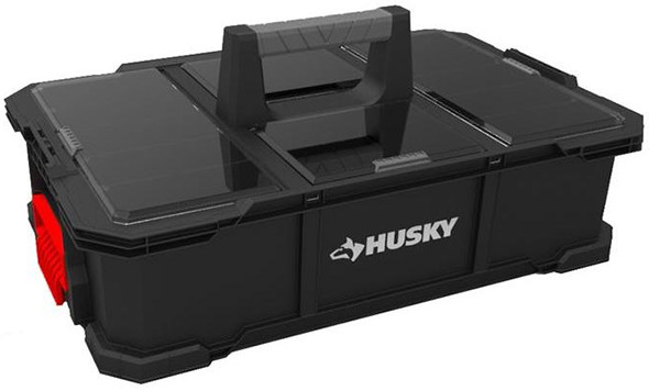 Husky Nail Caddy Small Parts Organizer