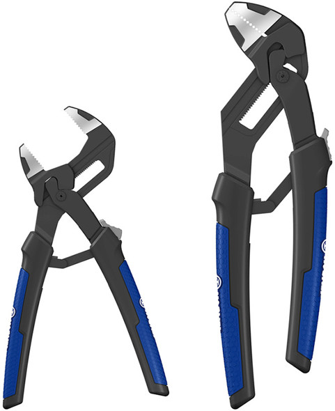 Kobalt Self-Adjusting Compound Leverage Parallel Jaw Pliers