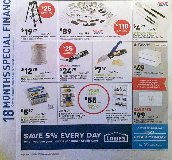 Lowes Black Friday 2015 Tool Deals Page 12