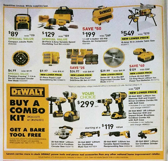 lowes black friday 2015 tool deals page 3