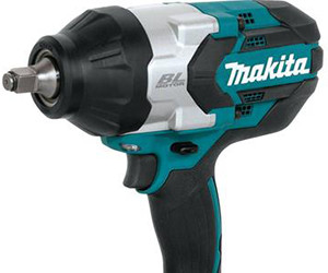 New Makita XWT08 Brush...1 2 Cordless Impact Wrench Reviews
