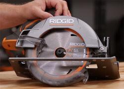 Coming Soon: Ridgid 18V Gen5X Brushless Circular Saw