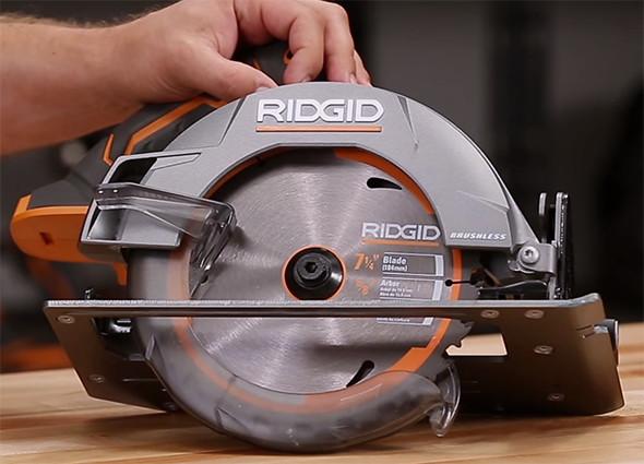 Coming Soon Ridgid 18v Gen5x Brushless Circular Saw
