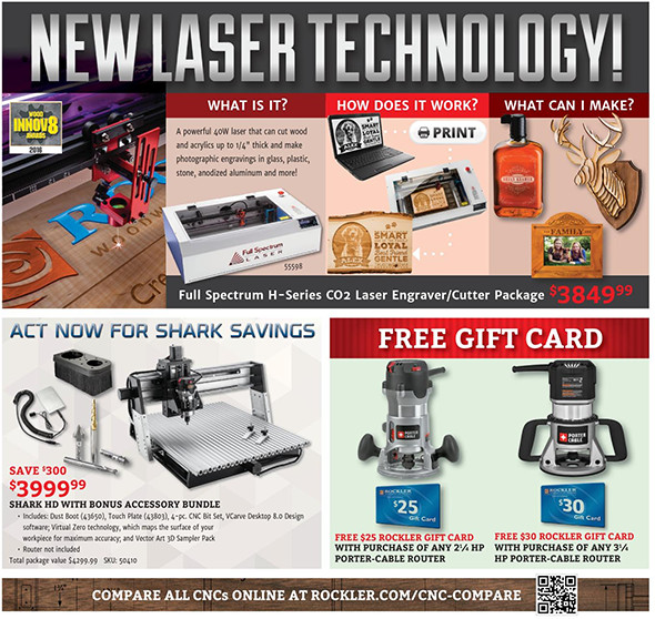 Rockler Black Friday 2015 Tool Deals Page 10