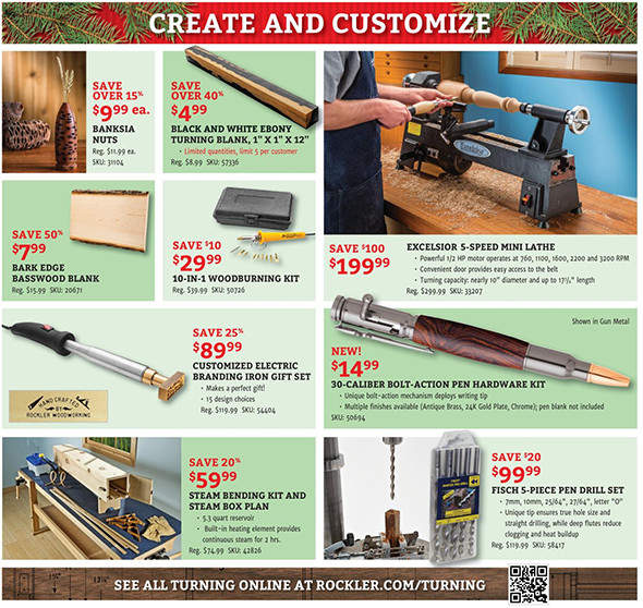 Rockler Black Friday 2015 Tool Deals Page 9
