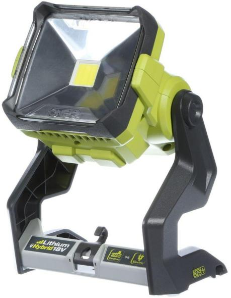 Hands On Ryobi 18v One Dual Power Worklight Review