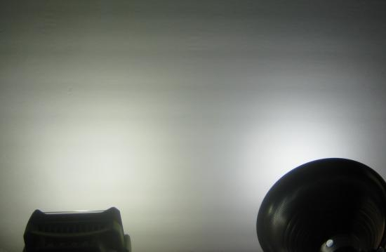 Ryobi Light vs Daylight CFL