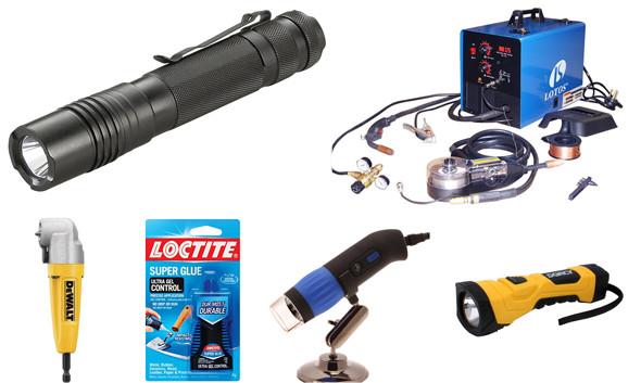 Amazon Lightning Tool Deals for 12-02-15