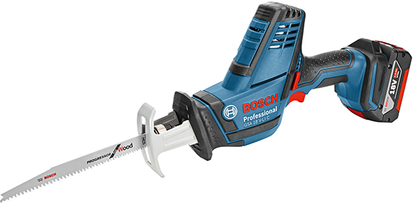 Bosch 18V Compact Reciprocating Saw