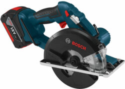 This Bosch Cordless Metal-Cutting Saw is New, Compact, and on Sale