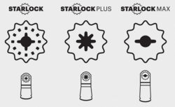 More About The Bosch & Fein Starlock Oscillating Multi-Tool Accessory Interface