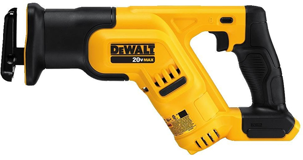 Dewalt DCS387B Compact 20V Max Reciprocating Saw Bare Tool