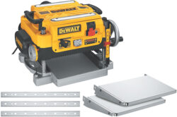 Deal Pricing on Dewalt Planer Package