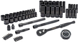 Husky 100-Position Ratchet and Socket Set