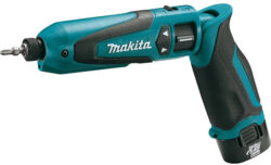 New Makita 7.2V Cordless Impact Screwdriver with Pivoting Handle