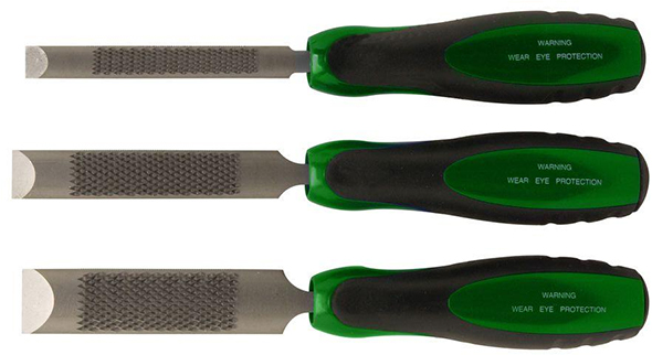 Nicholson Chisel and Rasp Set