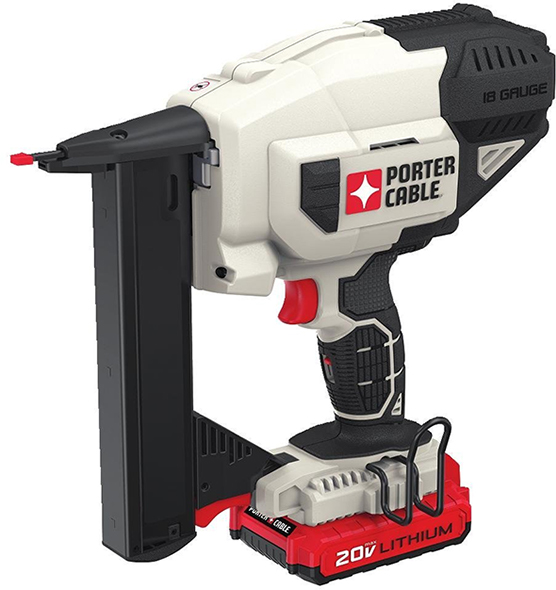 Porter Cable 20V Cordless Narrow Crown Stapler