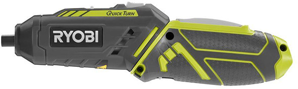 New Ryobi QuickTurn Cordless Screwdriver