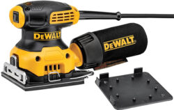 New Dewalt 1/4 Sheet Sander DWE6411