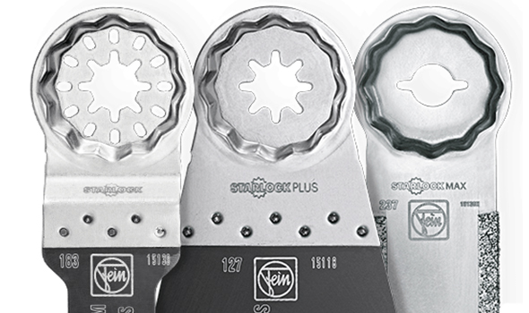 Fein Starlock Oscillating Multi-Tool Accessories