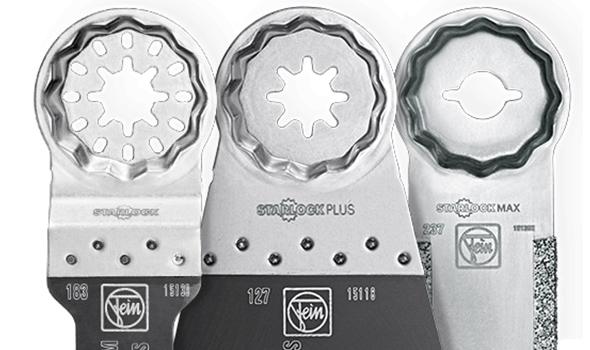 Fein Starlock Oscillating Multi-Tool Accessories