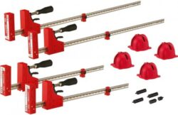 Rockler Deals: Jet Parallel Clamp Set for $120 (in-store only), and Other Great Deals