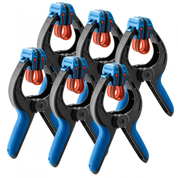 Rockler Bandy Clamps 3 Pairs