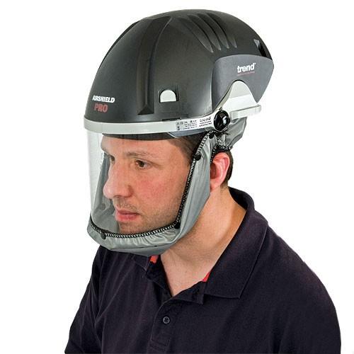 Trend Airshield, an Air Circulating Face Shield