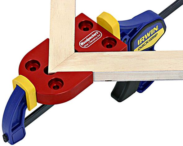 Woodpeckers Miter Clamp Set product shot from Carbide Processors