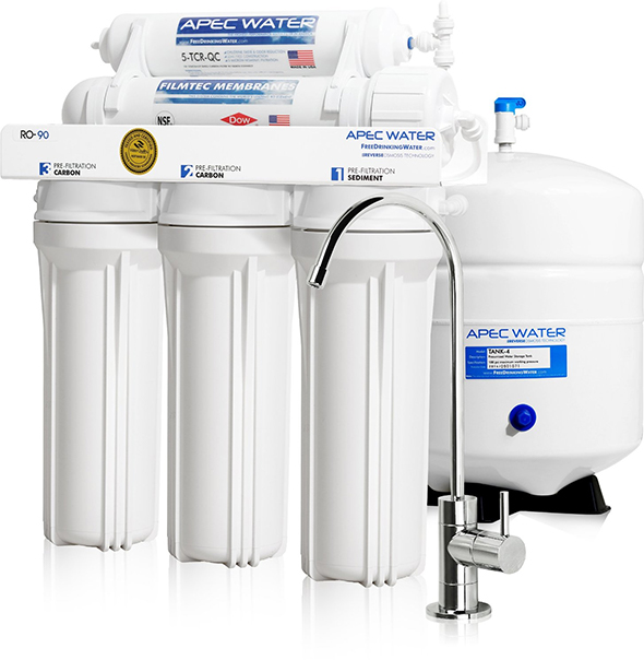 Reverse Osmo... Reverse Osmosis Water Filter System