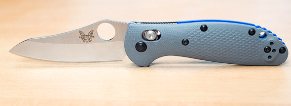 Benchmade Griptilian 555-1 Folding Knife