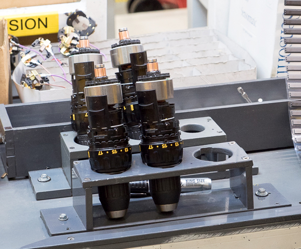 Dewalt 18V Drill Transmissions Waiting Assembly