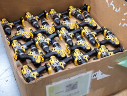 Dewalt 20V Max Drills USA Assembly