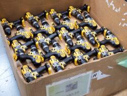 Dewalt 20V Max Drills USA Assembly
