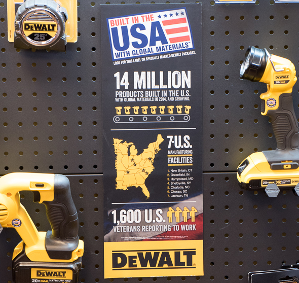 how dewalt brushless drills are built in the usa, and more from my ...