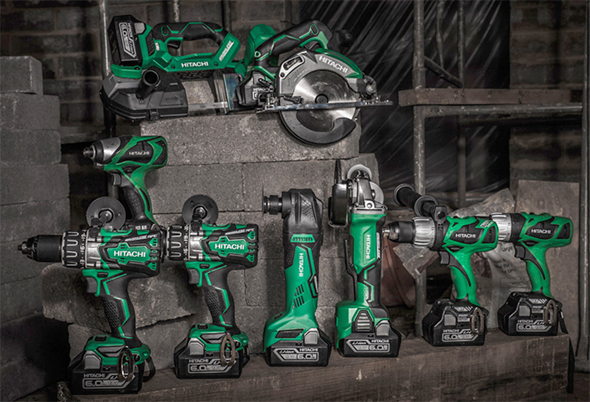 Hitachi 18V 6Ah Power Tool Launch 2016