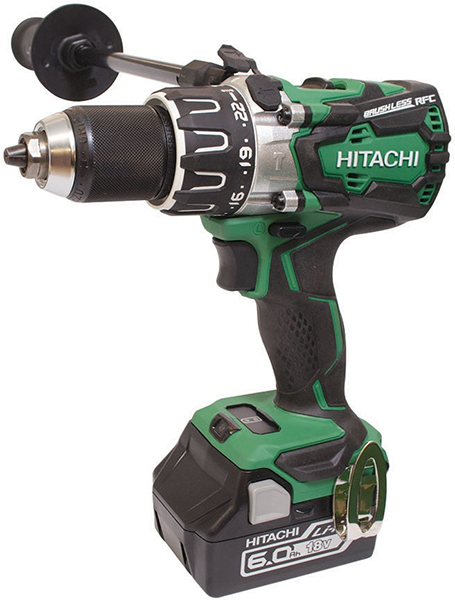 Hitachi brushless