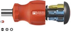 New PB Swiss Insider Stubby Multi-Bit Screwdriver
