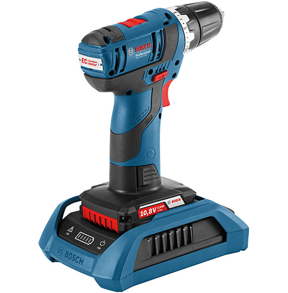 Bosch 12V Drill Wireless Battery Charging