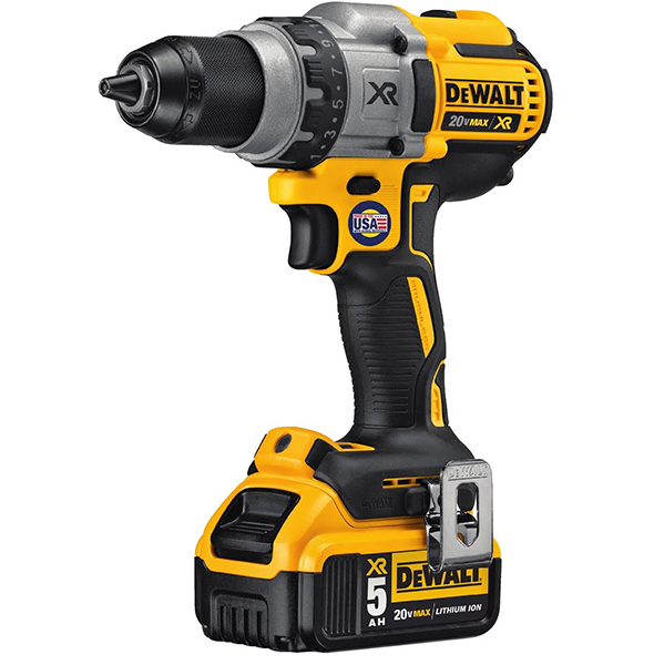 Is Dewalt S Dcd991 Cordless Drill Driver The Most Ful Technologically Advanced Absolute Best Of Compact Heavy Duty