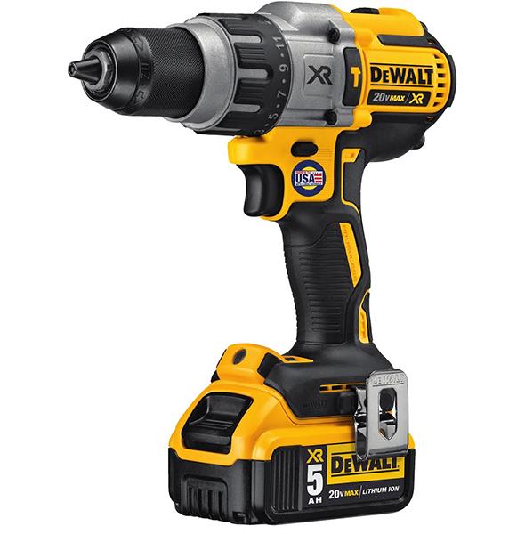 New Dewalt 2nd Generation Premium Brushless 3-Speed Drills!