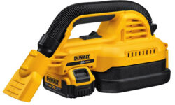 New Dewalt 20V Max Compact Vac with HEPA Filter